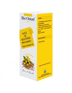 Huile Végétale de Moutarde Bio extra vierge 10 ml BioOrient Huiles Capillaires