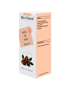 Huile Végétale de Noix Bio extra vierge BioOrient Huiles Capillaires