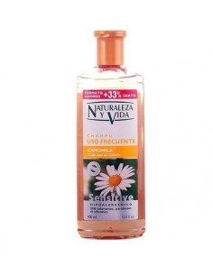 Shampooing Usage fréquent NaturVital 400 ml NaturVital Shampooings