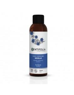 Centifolia - Huile de nigelle Bio extra vierge Purifiante 100 ml Centifolia huiles végétales bio et poudres broux de noix, am...