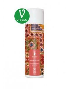 Shampoing bio cheveux roux colorés n°108 200 ml - Bioturm Bioturm shampoing bio et vegan Shampooings