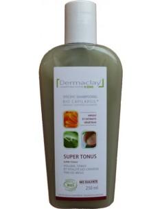Dermaclay Shampoing bio volume Super Tonus 250 ml Dermaclay shampooing bio Shampooings