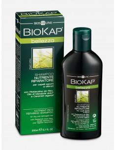 Shampoing bio nourrissant réparateur cheveux secs abîmés 200 ml - Biokap BioKap coloration , spray retouches et shampoings Sh...