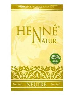 Henné Neutre Cassia Soin végétal cheveux 90 g - Henné Natur - Hennedrog Hennedrog henné naturel fabrication française Colorat...
