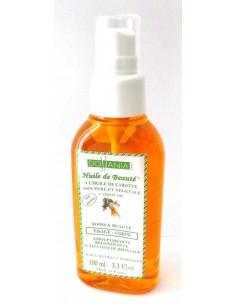 Huile de beauté à l'huile de carotte pour bronzage Dollania 100 ml  Huiles Végétales et Sérums