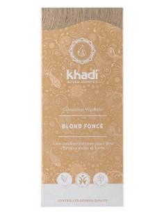 Khadi coloration végétale bio blond foncé Khadi Coloration Khadi