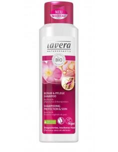 Shampoing soin et protection pour cheveux secs Lavera 250 ml Lavera Shampooings