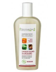 Shampoing bio traitant cheveux colorés et décolorés Dermaclay Dermaclay shampooing bio Shampoings Dermaclay