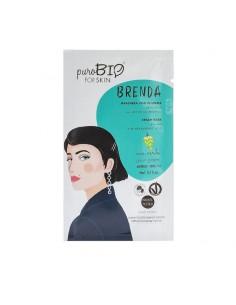 Masque hydratant visage peau sèche régénérant Raisin vert PuroBio BioKap coloration , spray retouches et shampoings Visage et...