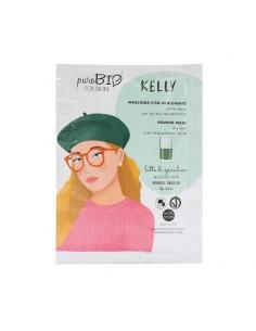 Masque peau sèche peel-off hydratant tonifiant lait de spiruline PuroBio BioKap coloration , spray retouches et shampoings Vi...