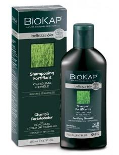 Shampoing fortifiant Biokap Belleza cheveux dévitalisés 200 ml BioKap coloration , spray retouches et shampoings Shampoings B...