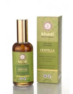 Khadi huile centella régénérante anti-vergeture 100 ml Khadi Visage et Corps