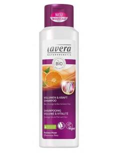 Lavera shampoing volume et vitalité 250 ml Lavera Shampoings Lavera