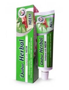 Dentifrice sans fluor au neem et extraits de plantes 100 ml