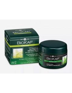 Biokap masque nourrissant réparateur 200 ml BioKap coloration bio , spray retouches et shampoings Shampoings Biokap