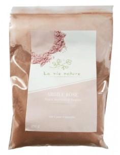 ARGILE ROSE EN POUDRE NETTOYANTE TONIFIANTE - La Vie Nature - 250 g La Vie Nature