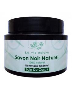 SAVON NOIR NATUREL A L'HUILE D'OLIVE - La Vie Nature 150 g La Vie Nature