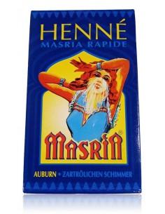 Henné Auburn Masria 90 g - Hennedrog Hennedrog henné naturel fabrication française