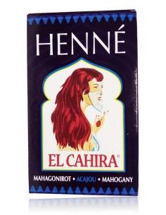 Henné Acajou El Cahira 90 g - Hennedrog Hennedrog henné naturel fabrication française