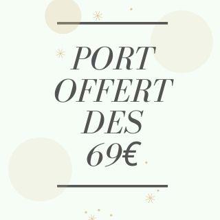 livraison offerte dès 59 euros