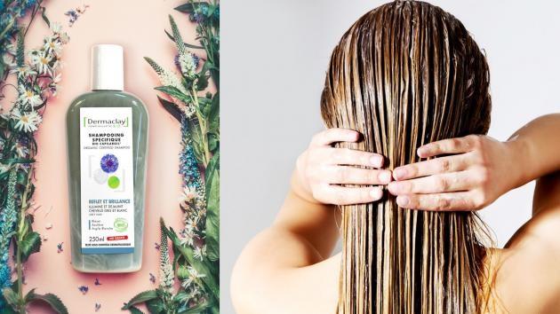 shampoing bio dermaclay